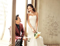 {简爱}婚纱模板