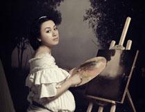 {洛丽・塔}孕妇写真模板