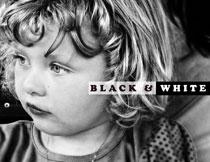 高质量人像后期黑白和老照片PS动作