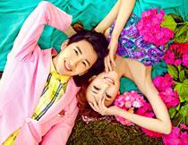 韩国海景系列婚纱模板F