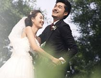 韩风外景系列婚纱模板F