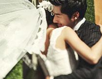 韩风外景系列婚纱模板H