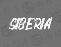 SiberiaType(毛笔效果英文字体)