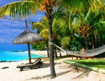 海边沙滩热带风光摄影高清图片