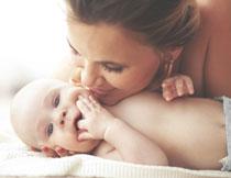 白白胖胖的小宝宝摄影高清图片