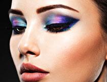 彩妆美女人物写真摄影高清图片