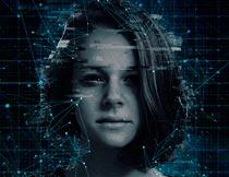 科技主题人工智能艺术效果PS动作V3