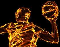 梦幻高光星光和光线特效PS中文动作