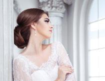 婚纱摄影新娘人物主题高清图片