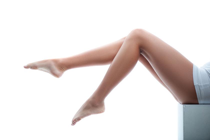 腿部塑形脱毛主题摄影高清图片