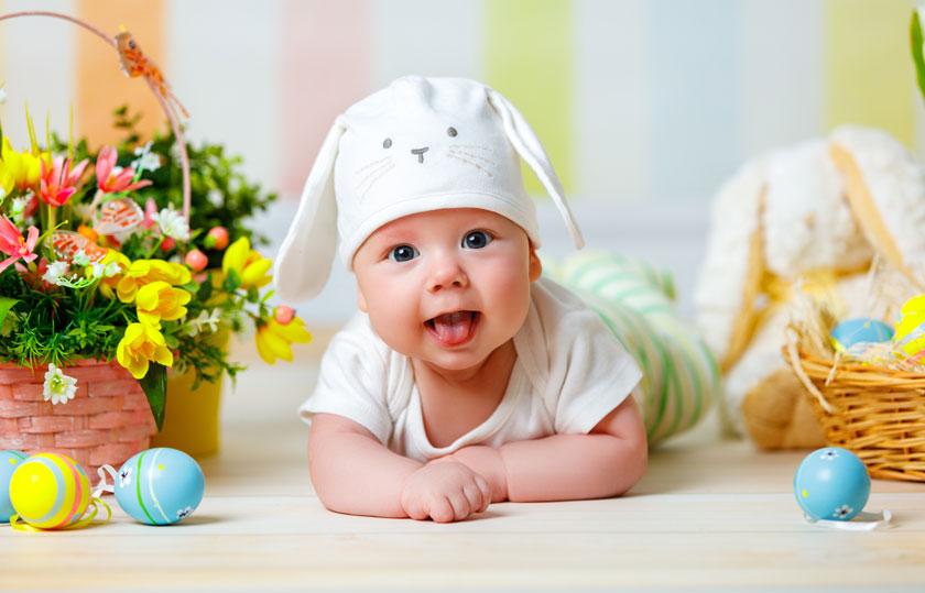 可爱装扮俏皮儿童摄影高清图片