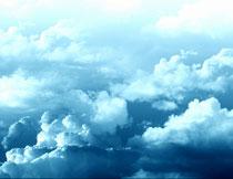 白云和云朵PS笔刷
