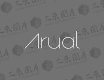 Arual(英文字体)