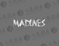 MadLines英文字体