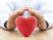 身体健康保险主题创意高清图片