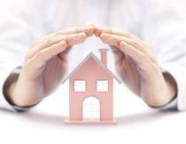 房屋财产安全保险主题高清图片