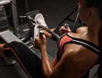 体能训练运动人物摄影高清图片